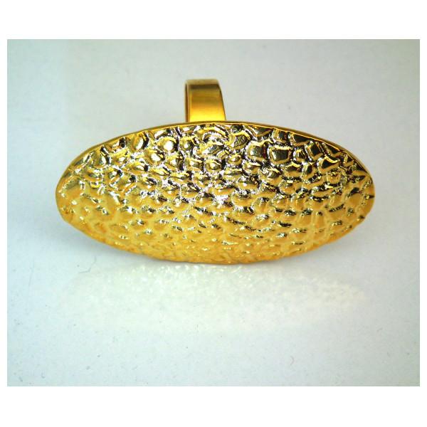 Altın Kaplama Bayan Yüzğü-Antika Tasarım Bayan Yüzğü